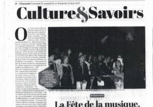 Ludivine Sanchez interviewée par l'Humanité